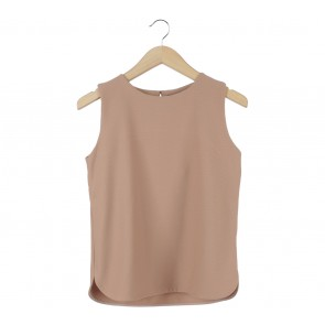 Shop At Velvet Nude Sleeveless