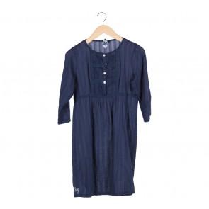 Roxy Blue Midi Dress