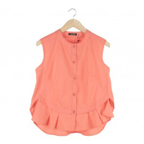 Jade Orange Mona Sleeveless