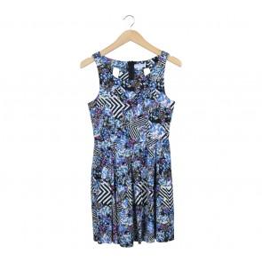 Cotton On Multi Colour Floral Mini Dress