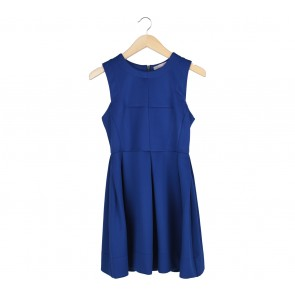 Forever 21 Blue Mini Dress