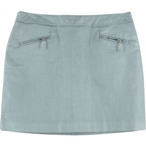 H&M Blue Skirt