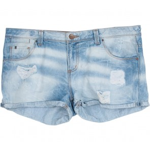 Zara Blue Wash Pants