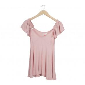 (X)SML Pink Sleeveless