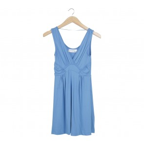 Zara Blue Mini Dress