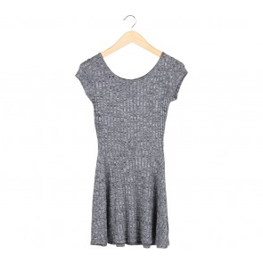 Cotton On Grey Mini Dress