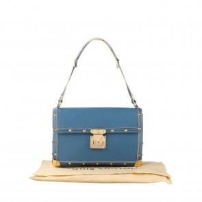 Louis Vuitton Blue Shoulder Bag