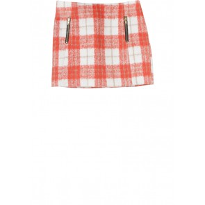 Topshop Orange Skirt