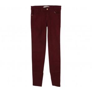 Zara Maroon Pants