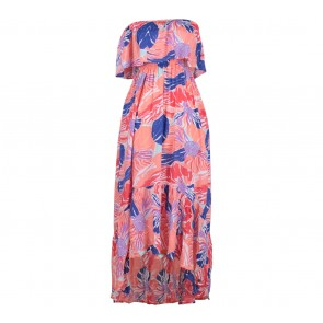 Roxy Multi Colour Midi Dress