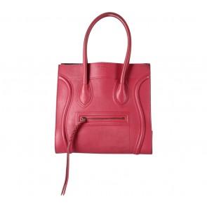 Celine Maroon Handbag