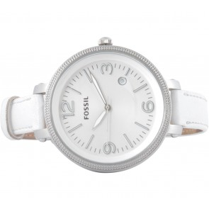 Fossil Off White Watch