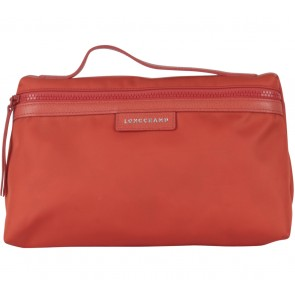Longchamp Orange Pouch