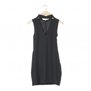 Black Coker Mini Dress