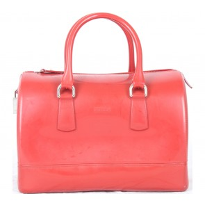 Furla Red Candy Handbag