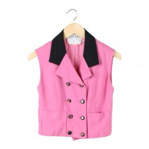 Chanel Pink Vest