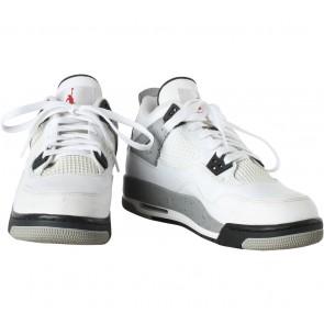 Nike  Air Jordan 4 Retro IV OG White Cement  Sneakers