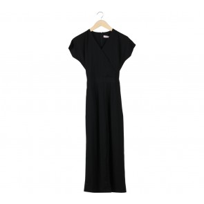 Cotton Ink Black Jumpsuit
