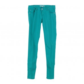 Forever 21 Green Skinny Jeans Pants