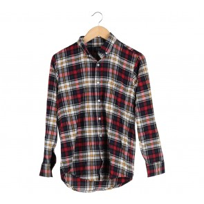 Erigo Multi Colour Plaid Shirt