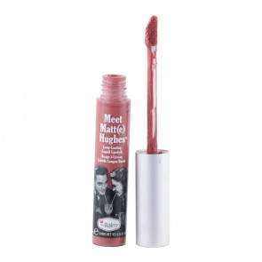 The Balm  Sincere Meet Matte Hughes Long Lasting Liquid Lipstick Lips
