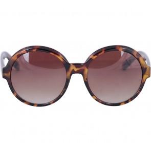 Mango Brown Leopard Sunglasses