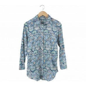 Tom Tailor Multi Colour Patterned Shirt