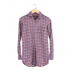 Zara Multi Colour Plaid Shirt
