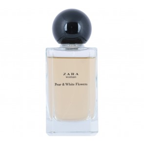 Zara  Pear & White Flowers Fragrance