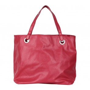 Mango Red Tote Bag