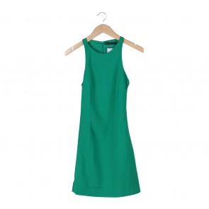 Zara Green Midi Dress