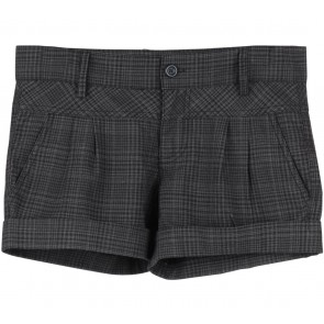 Zara Grey Plaid Pants