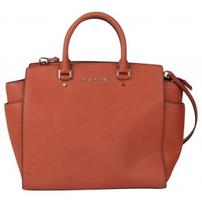 Michael Kors Orange Handbag