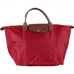 Longchamp Red Handbag