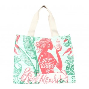 Tulisan Multi Colour Tote Bag