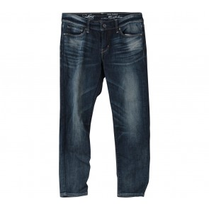 Levi´s Dark Blue Denim Ankle Skinny Pants
