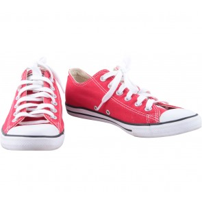 Converse Red And White Sneakers