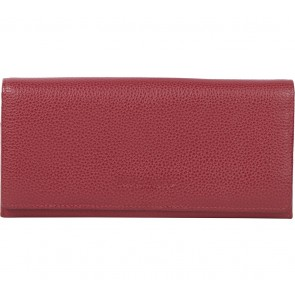 Longchamp Red Wallet
