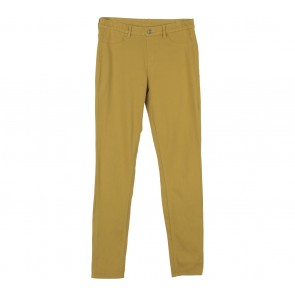 UNIQLO Green Jegging Pants