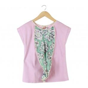 Geulis Pink Blouse