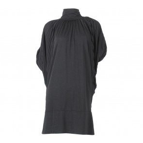 Zara Black Batwing Mini Dress