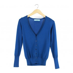 Zara Blue Cardigan