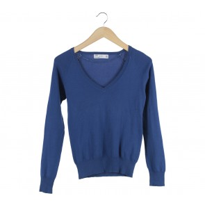 Zara Blue Sweater