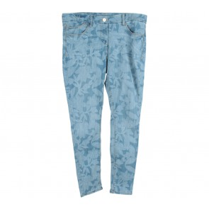 Marks & Spencer Blue Leaf Pants
