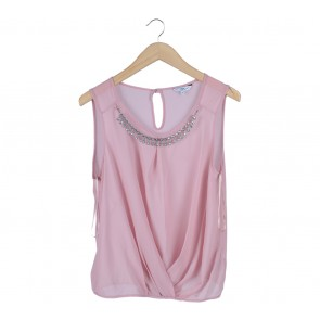 New Look Pink Sleeveless