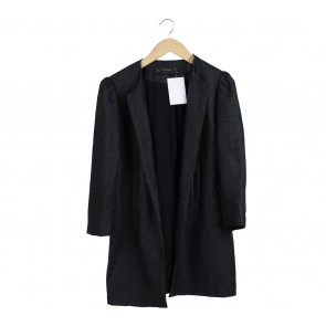Zara Black Coat