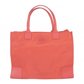 Tory Burch Orange Tote Bag