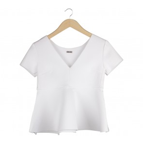 Duma White Blouse
