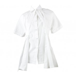Namirah The Label White Shirt