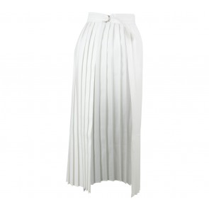 Shop At Velvet White Apron Skirt